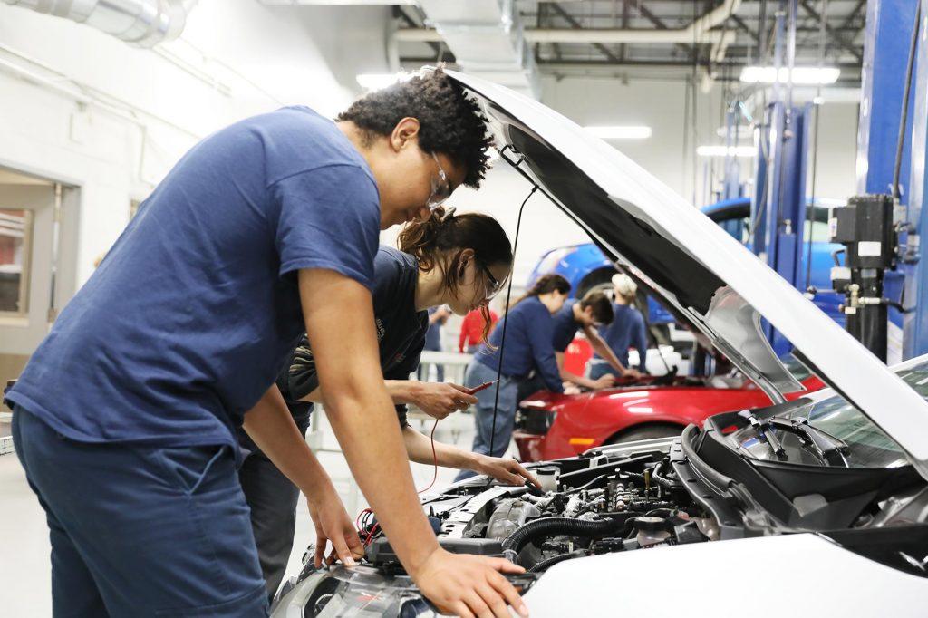 formation mecanique automobile